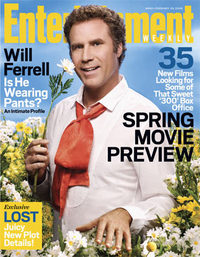 ENTERTAINMENT WEEKLY #980