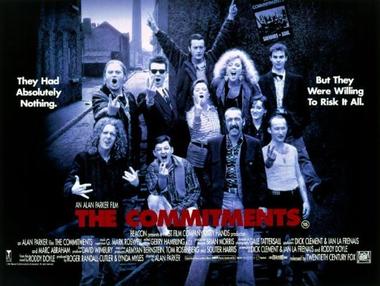 「ザ・コミットメンツ」ポスター