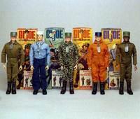 初期の「G.I.ジョー」1964-65