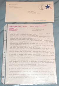 ジョン・ウェイン・ゲイシーの手紙