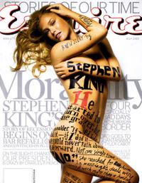 米「エスクァイア」2009年7月号