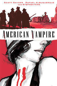 「American Vampire #1」