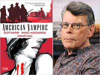 「American Vampire」とスティーヴン・キング