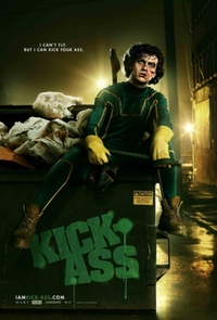 「キック・アス」ポスター
