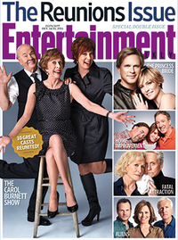 Entertainment Weekly #1176-1177