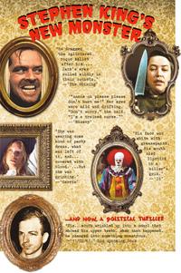 Stephen King's New Monster