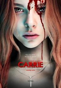リメイク版「キャリー」のファンメイドのポスター