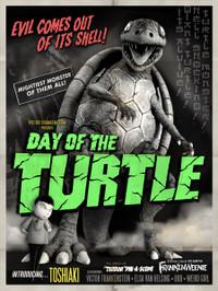 「Day of the Turtle」/「フランケンウィニー」より