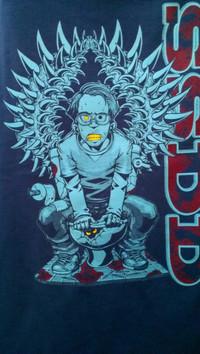 『SSDD』Tシャツ