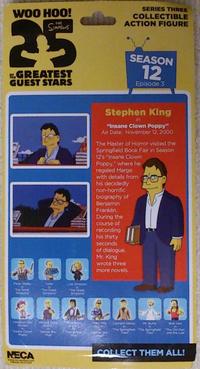 スティーヴン・キングのアクション・フィギュア