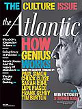 The Atlantic Magazine, May 2011