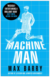 「Machine Man」