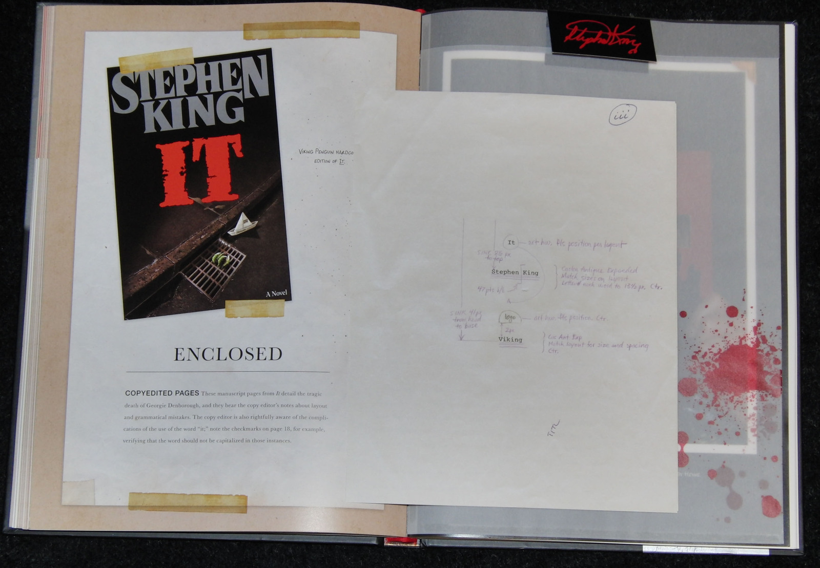 「Stephen King Illustrated Companion」