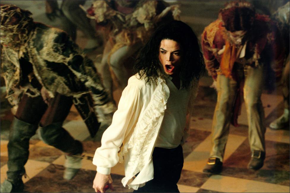 『マイケル・ジャクソン「ゴースト」』より