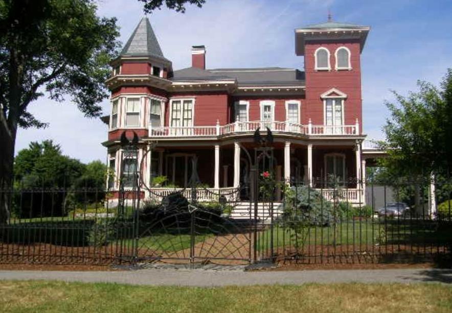 メイン州バンゴアのスティーヴン・キング邸