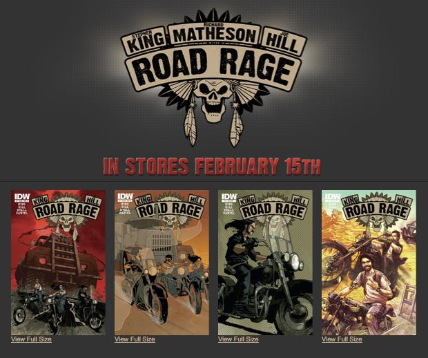 「Road Rage」