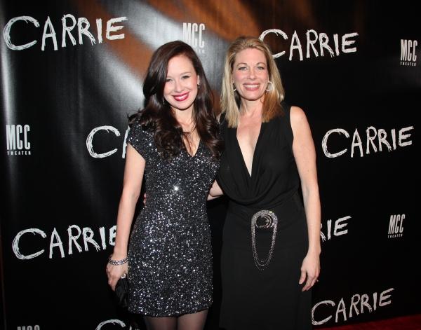 2012年3月1日 ミュージカル版「キャリー」オープニング・ナイトのパーティ