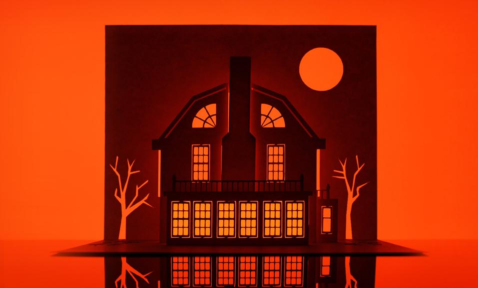 〈HORRORGAMI〉/「悪魔の棲む家」