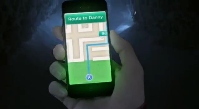 Apple Maps The Shining Parody Movie HD より