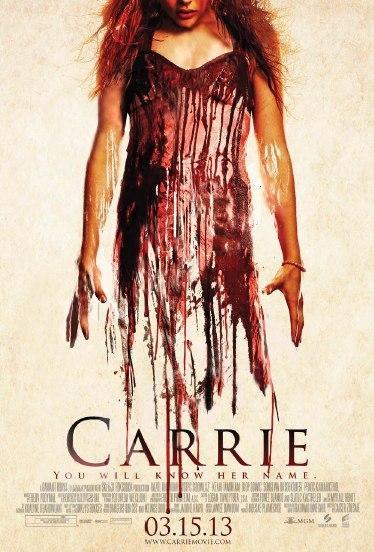 リメイク版「キャリー」の新しいポスター
