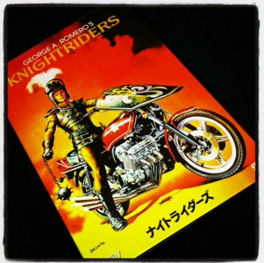 「ナイトライダーズ」国内盤DVD