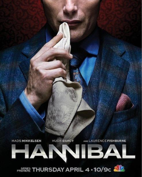 テレビムービー「ハンニバル」ポスター