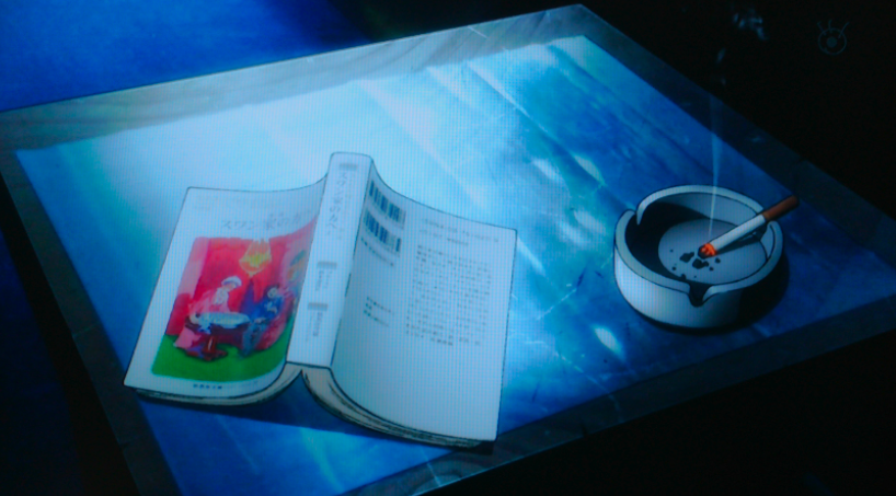 「PSYCHO-PASS」最終話/第22話「完璧な世界」のラストカットより