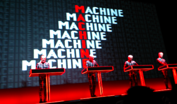 KRAFTWERK「3-D CONCERTS 1 2 3 4 5 6 7 8」DAY 7「The Mix」