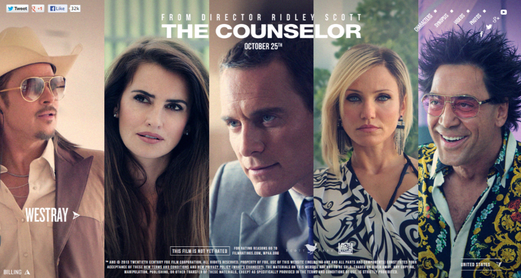 「The Counselor」