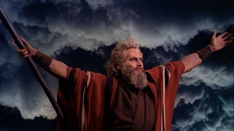 モーセ/「十戒」より