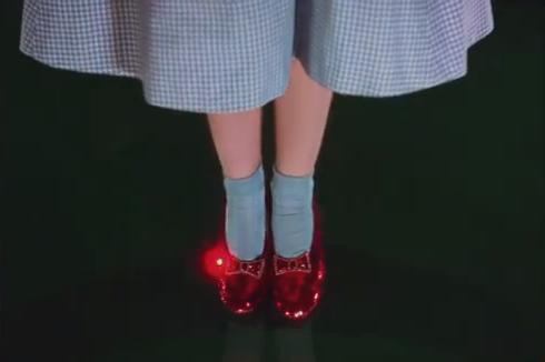 《ルビーの靴》
