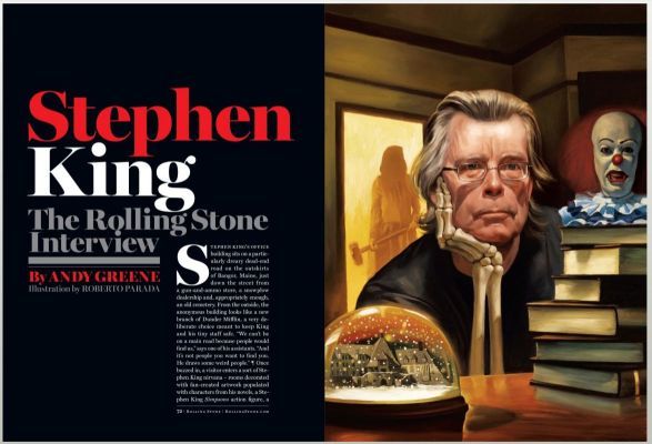 Stephen King: The Rolling Stone Interview