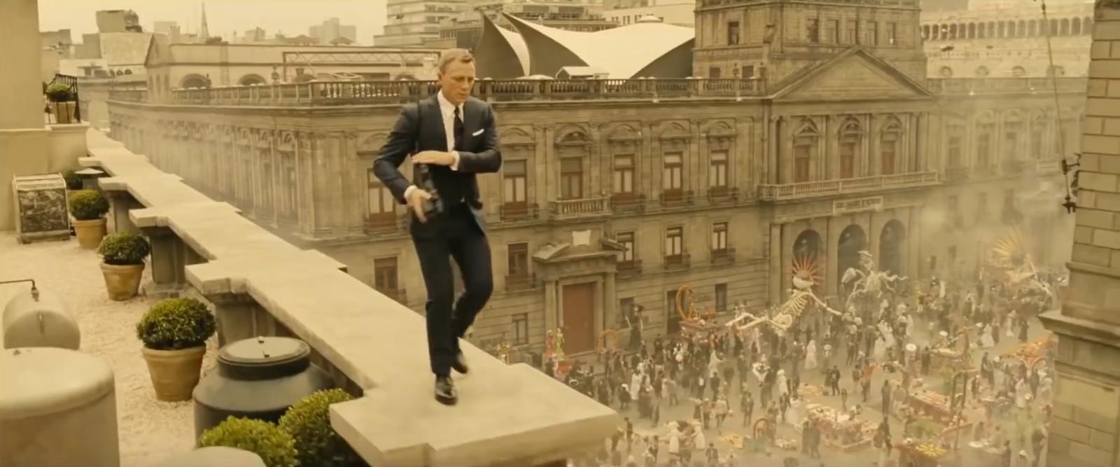 「007 スペクター」より